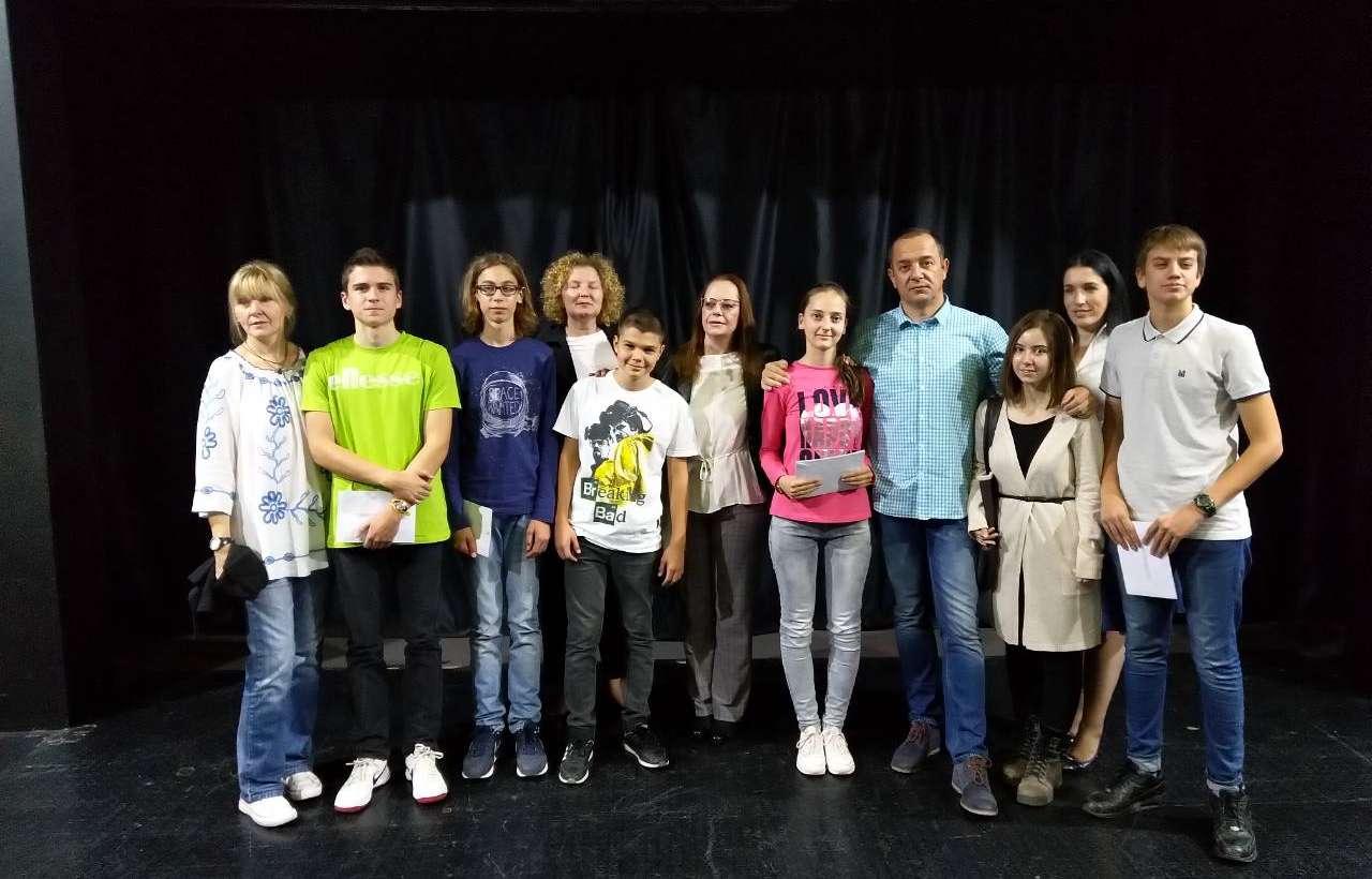 Награђени ученици и наставници